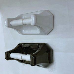 Toiletrolhouder Ceramique zwart