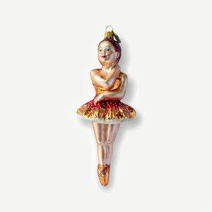 Kerstbal Ballerina