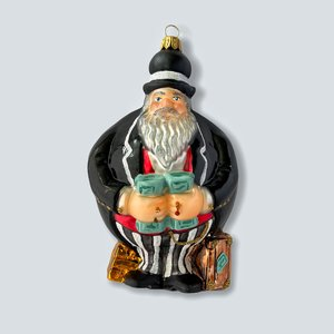 Christmas Decoration Banker