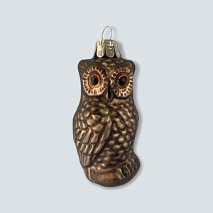 Christmas Decoration Wise Little Owl