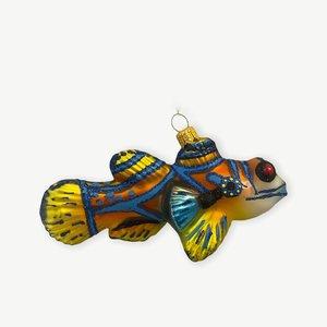 Christmas Decoration Mandarin Fish