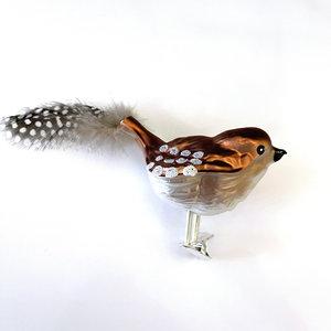 Vogelclip Kleine Mus