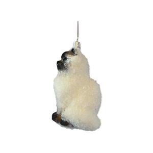 Kerstbal Perzische Kat