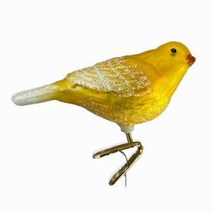 Vogelclip Kanarie