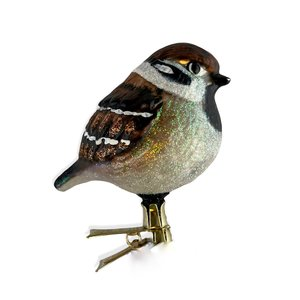 Vogelclip Dik Musje