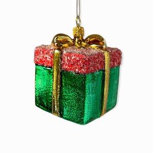 Kerstbal Cadeau