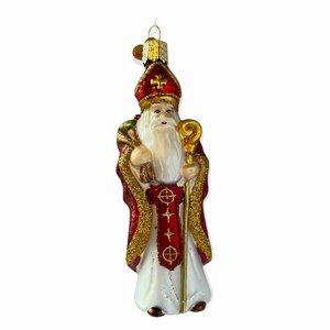 Kerstbal Sint Nicolaas