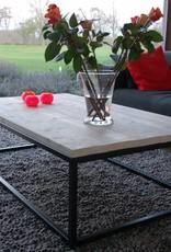Thinkstyle Ferre salontafel - gebruikt steigerhout