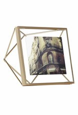Umbra Umbra - Prisma 4x4 Photo brass