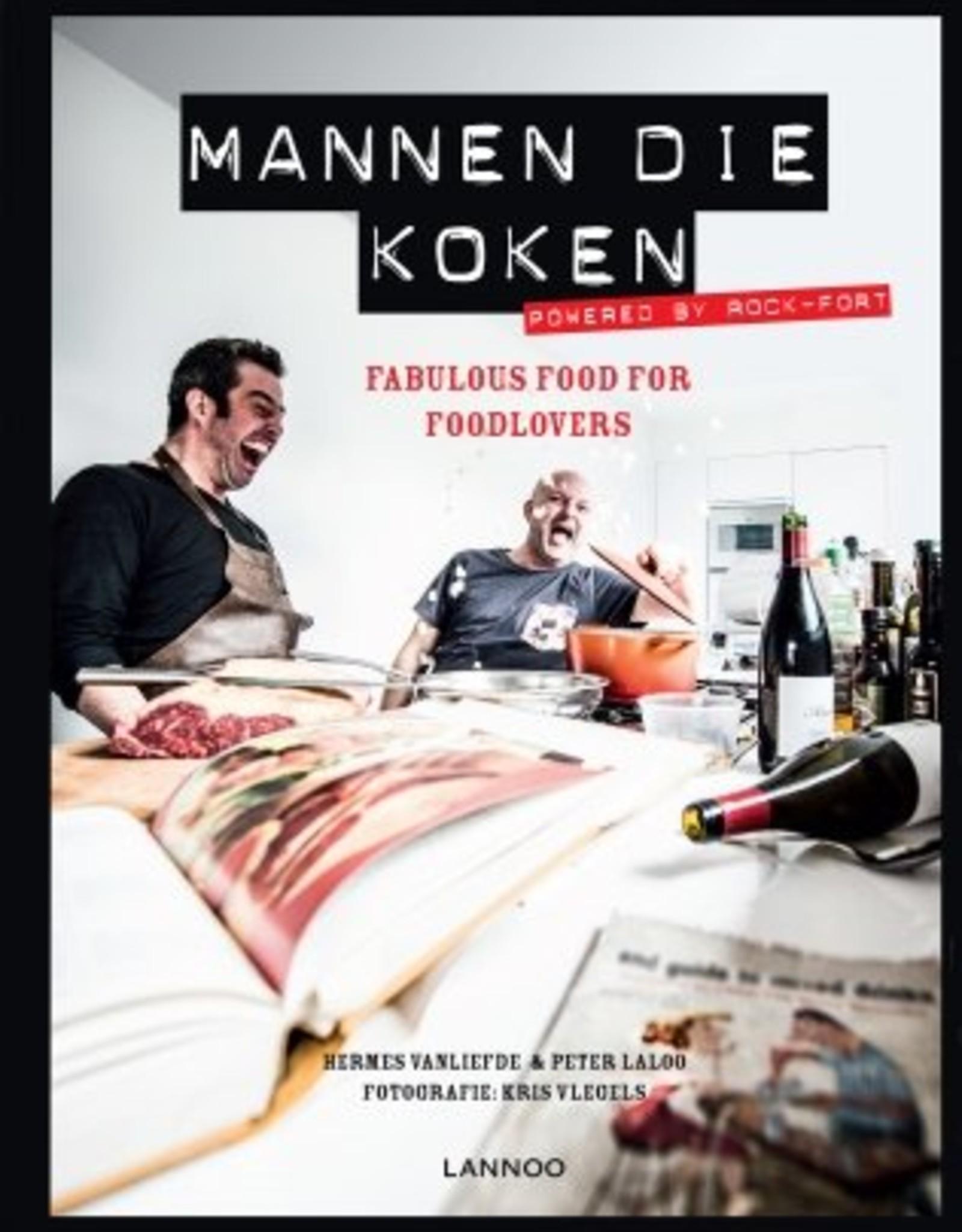 Lannoo Lannoo- Mannen die koken