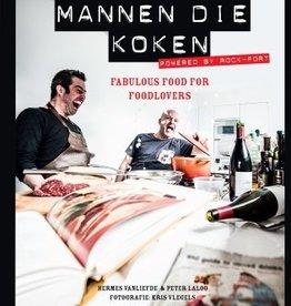Lannoo Mannen die koken