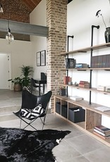 Thinkstyle Boekenkast Jentsen - gebruikt steigerhout