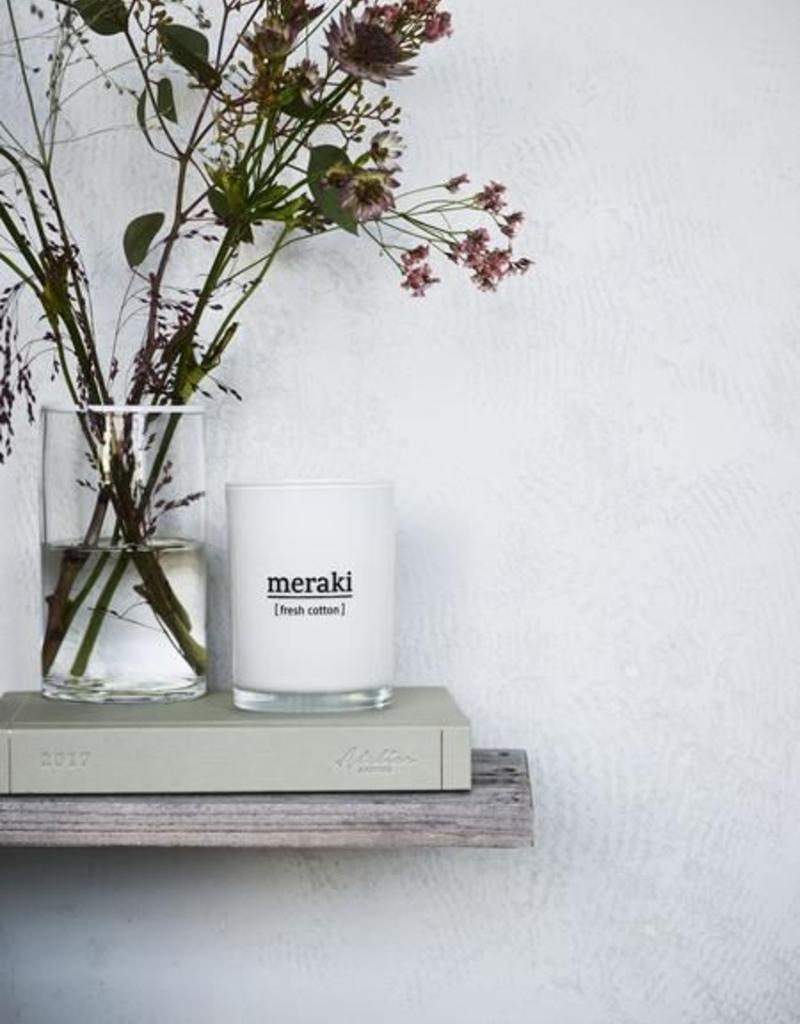 Meraki Meraki - scented candle Fresh Cotton