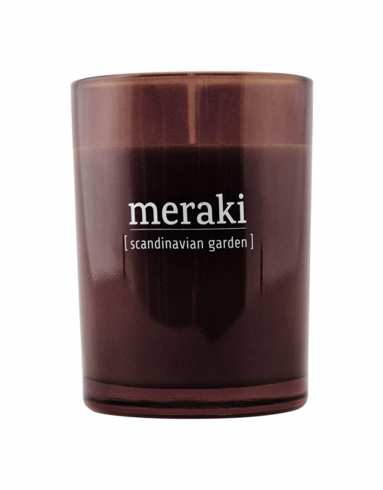 Meraki Meraki - scented candle Scandinvian garden