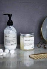 Meraki Meraki- Salt scrub, Silky mist, 250 ml