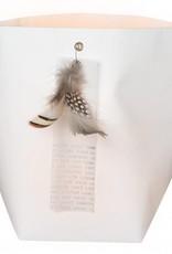 Räder Rader- Jewel light bag - feather