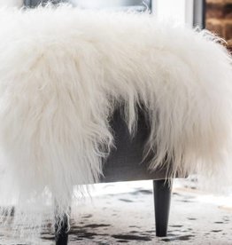 Cuero Design Sheepskin rug