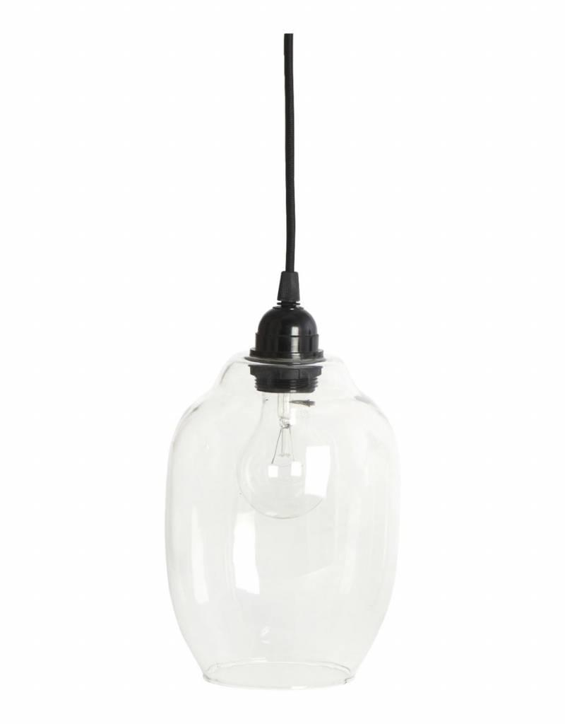 House Doctor House Doctor- Lamp shade coal clear