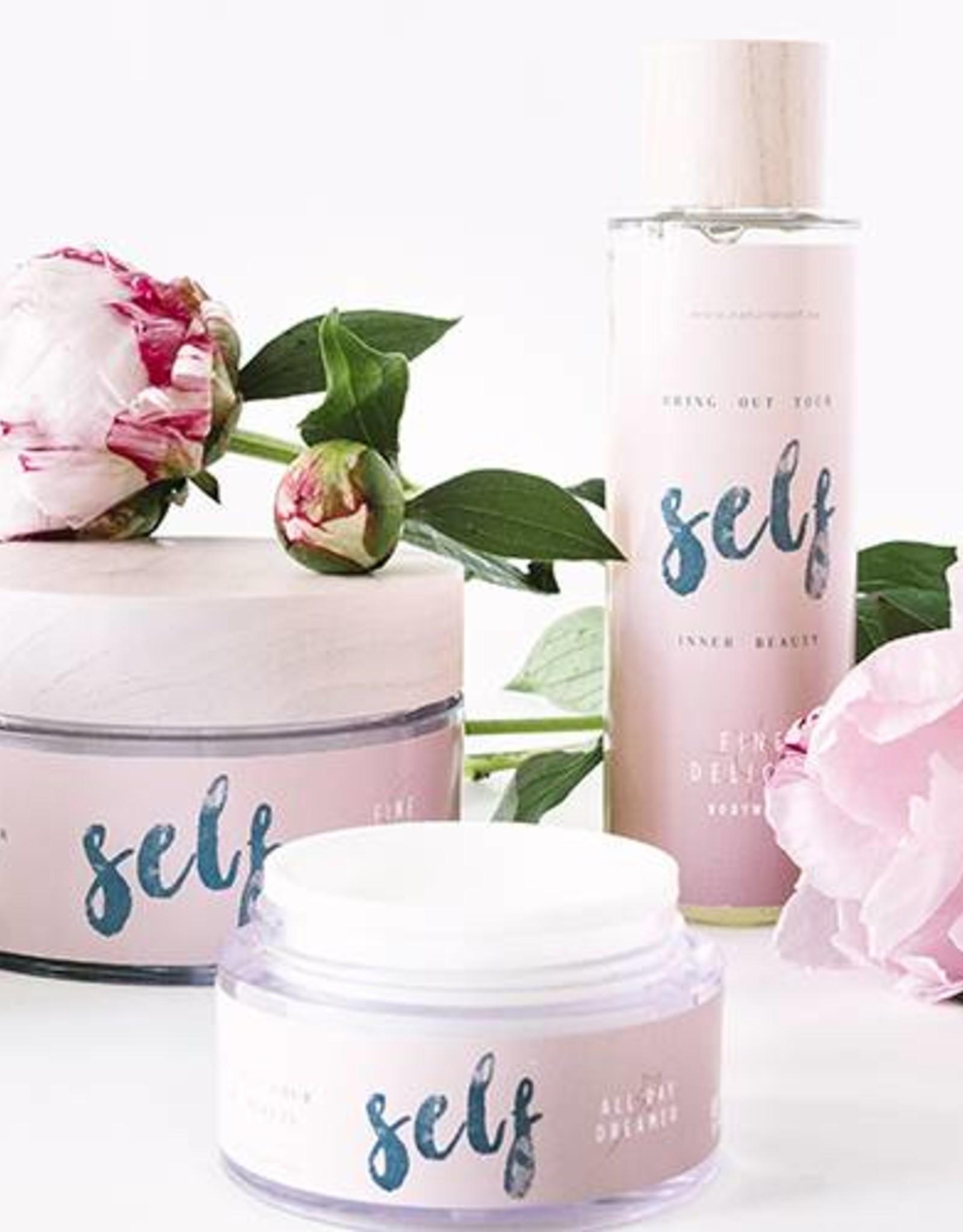 Self Self- Body scrub