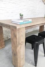 Thinkstyle Douwe tafel - gebruikt steigerhout