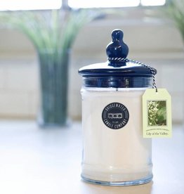 Bridgewater candle- lily of the valley