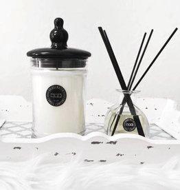Bridgewater candle - White cotton large