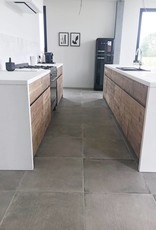 Thinkstyle Keuken - steigerhout met mortex -niet bestelbaar via webshop
