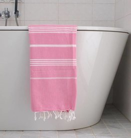 Ottomania Ottomania- Hammam towel sorbet pink