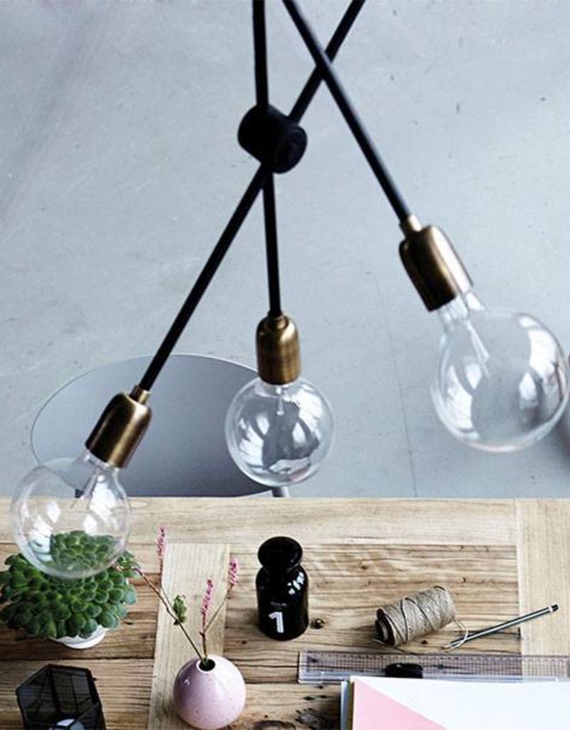 House Doctor House Doctor- Lamp molecular