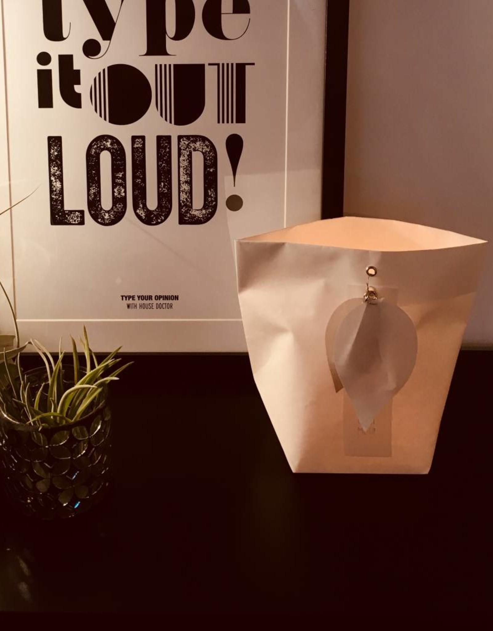 Räder Rader- Jewel light bag - leaves