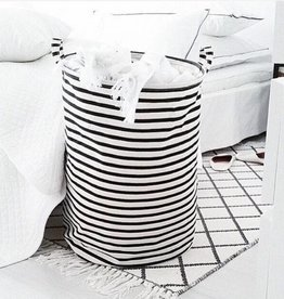 House Doctor -Laundry bag, Stripes