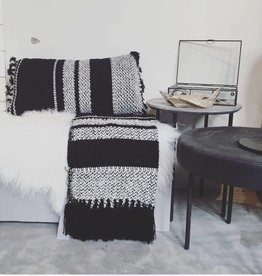 Malagoon Berber basalt throw
