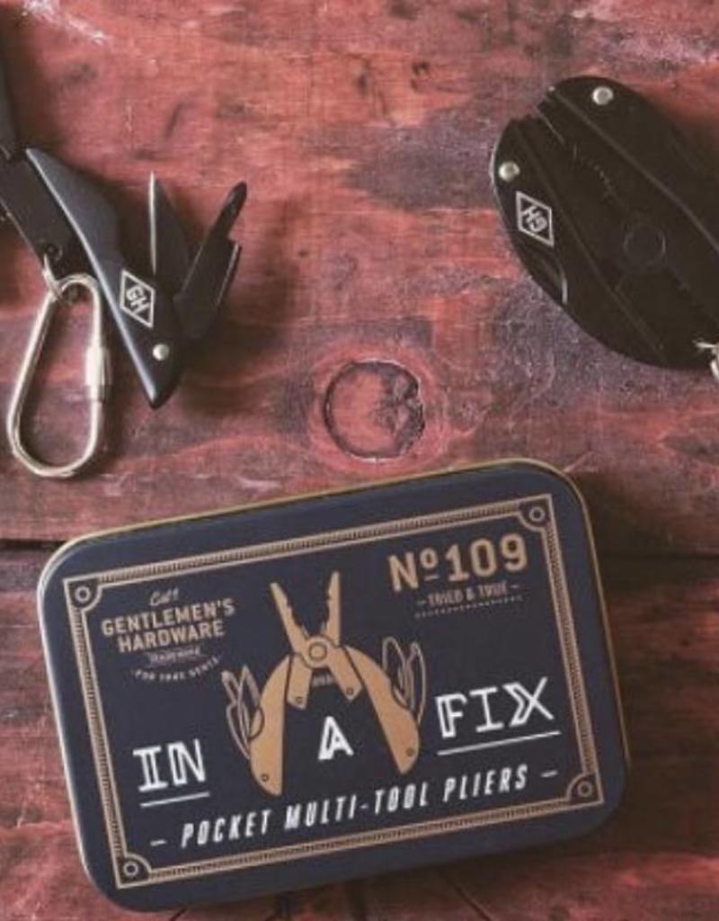 Gentlemen's hardware Gentlemen's hardware  - Pocket multi tool pliers