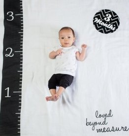 Swaddle & cards - loved beyond measure