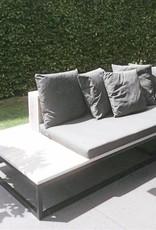 Thinkstyle Ferre loungebank - gebruikt steigerhout