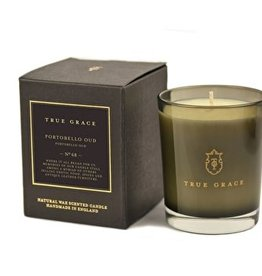 True Grace Candle Portobello Oud