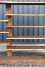 Thinkstyle Boekenrek model Lou - gebruikt steigerhout