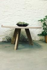 Thinkstyle Tafel model Mila - Mortex tablet & houten poten
