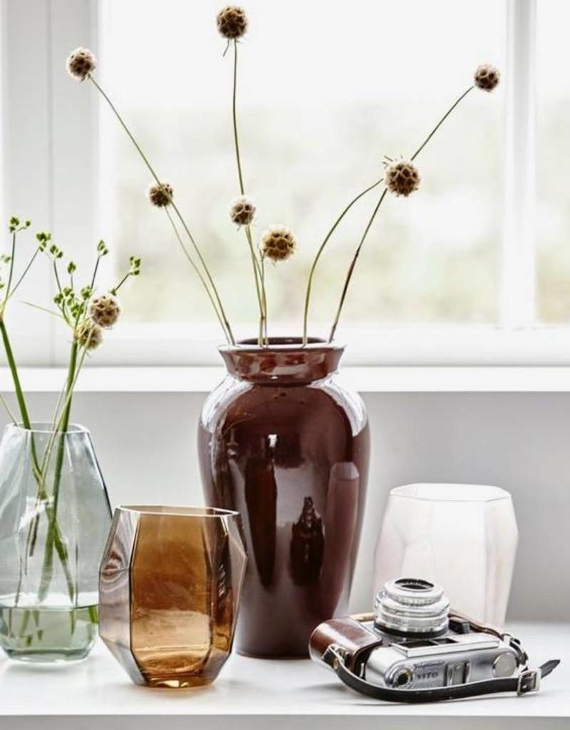 House Doctor House Doctor- Vase, Antique, brown