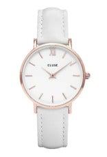 Cluse Cluse- Minuit - Rose gold white/white