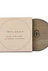 True Grace True Grace- Oak lid for classic candle