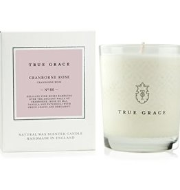 True Grace Candle Cranborne Rose