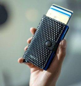 Secrid Miniwallet - Cubic Black-Blue