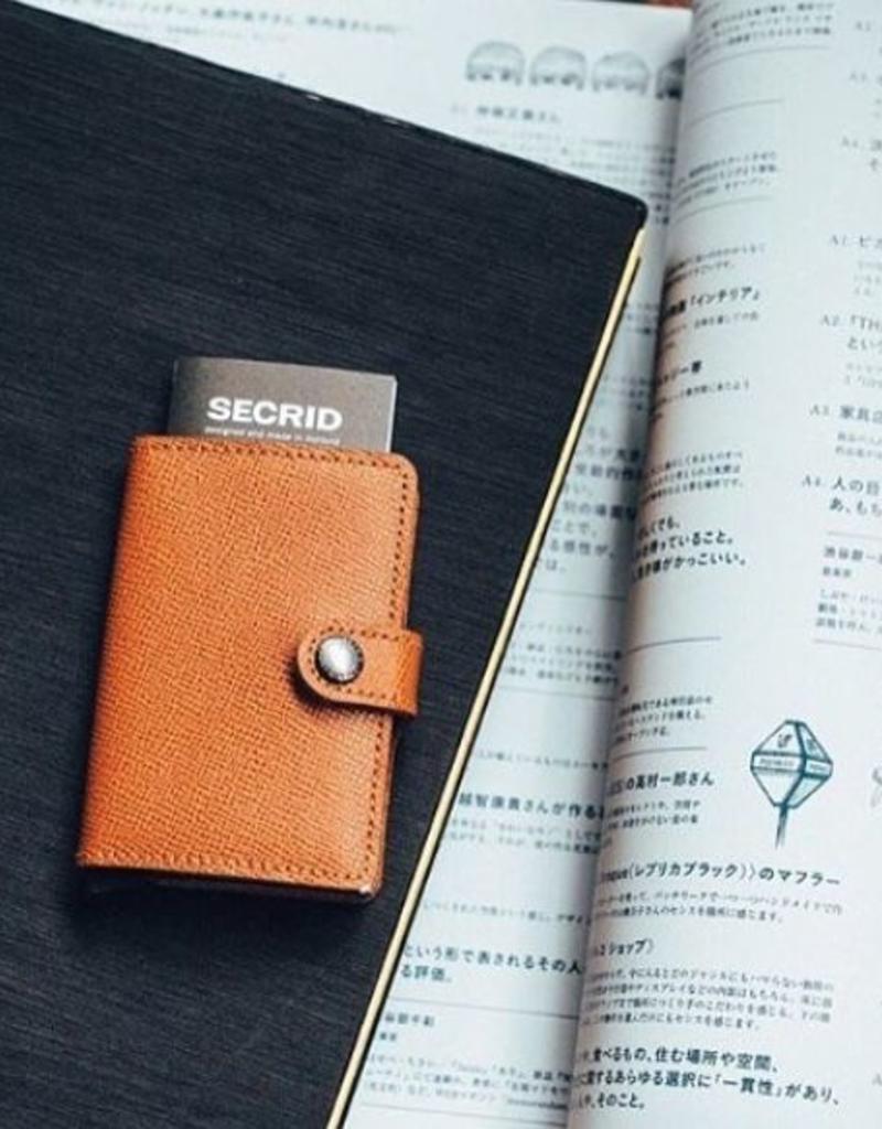 Secrid Secrid - Miniwallet - Crisple Caramel