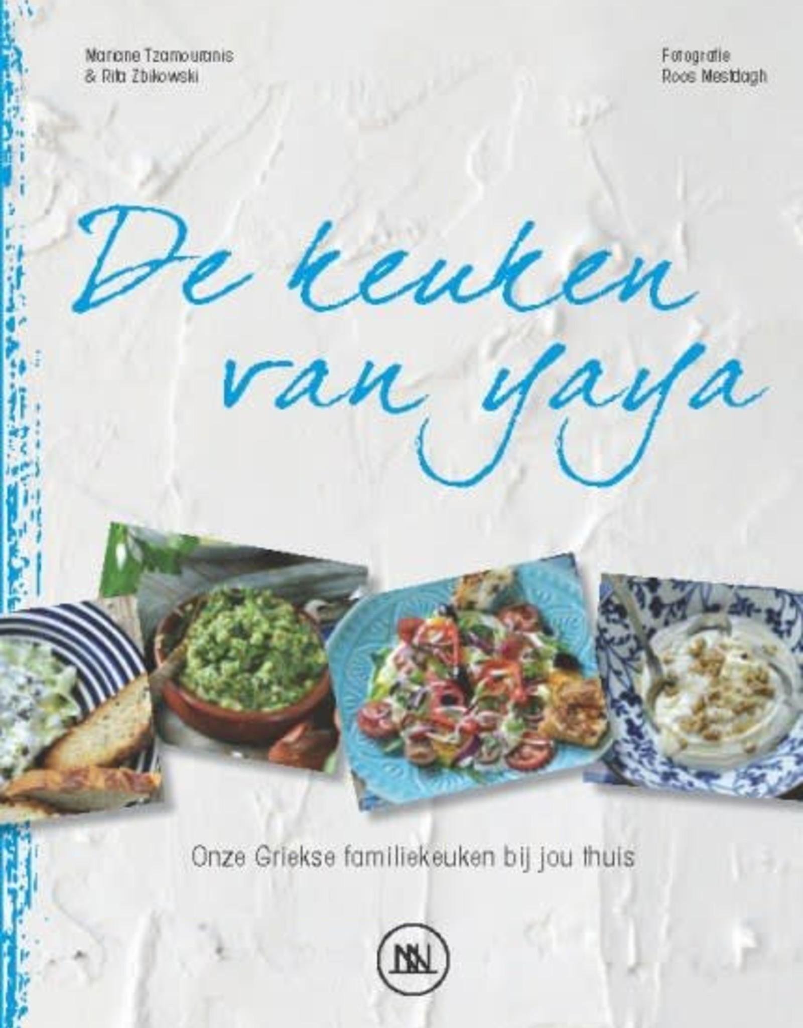De keuken van Yaya