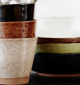 Madam Stoltz Stoneware mugs
