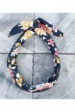 Fringe by A Fringe by A - Tara - Zwart bloemen