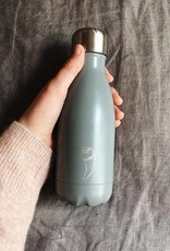 Chilly's Chilly bottle - 260 ml - Grey matte