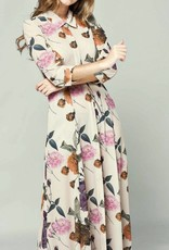 Linú Fashion - Linú - Dark floral - S