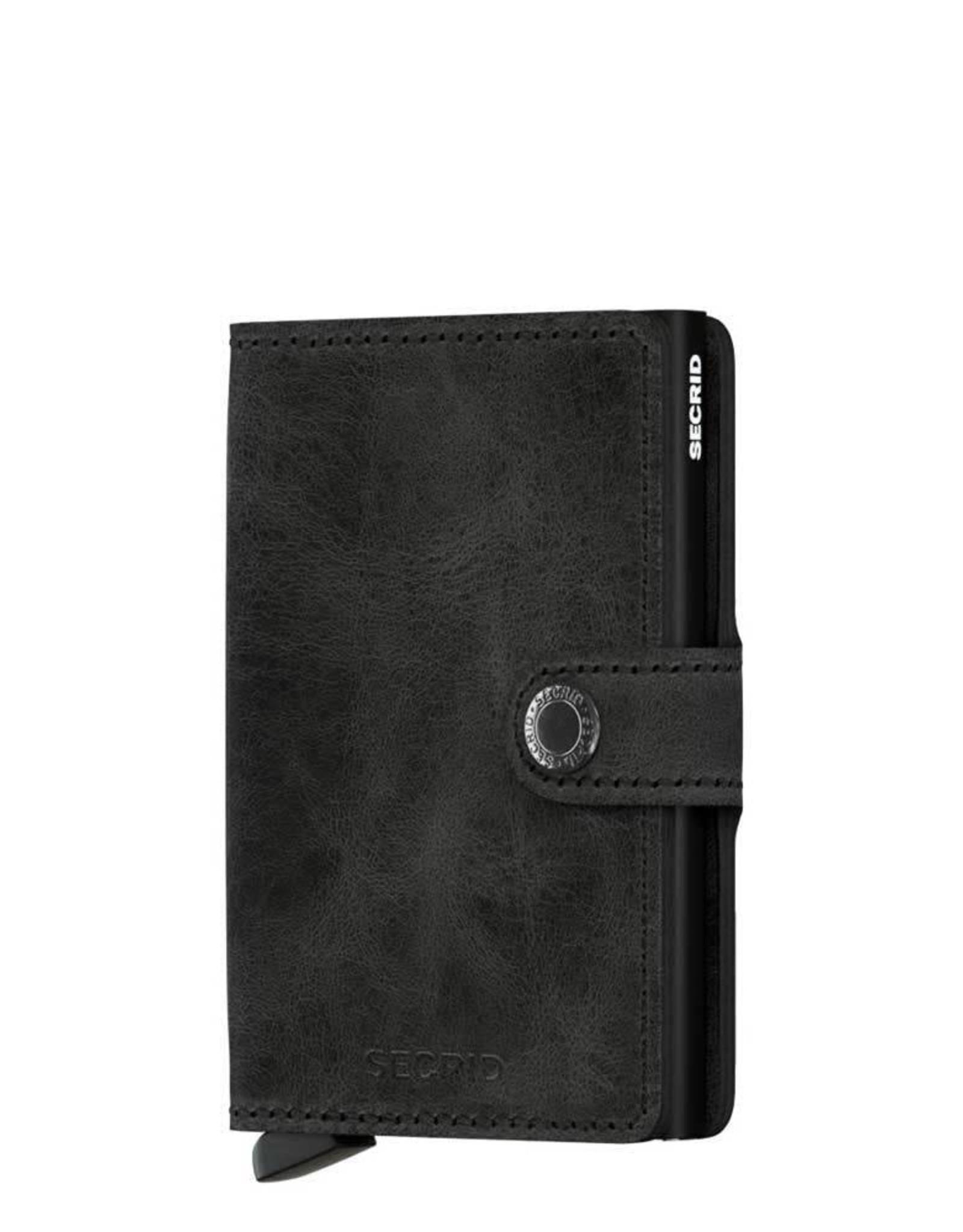 Secrid Secrid - MW- Vintage black
